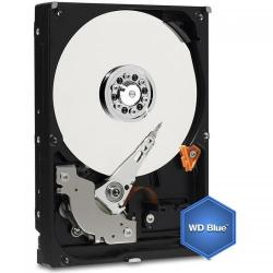 Hard Disk Western Digital Blue 500GB, SATA3, 64MB, 3.5inch