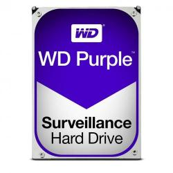 Hard Disk Western Digital Purple 2TB, SATA3, 64MB, 3.5inch