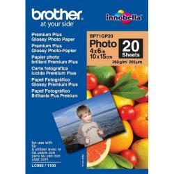 Hartie Foto Brother Innobella 20p 6x4 BP71GP20