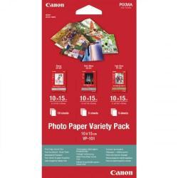 Hartie Photo CANON VP101S PH PAPER VARIETY 10X15 - BS0775B078AA