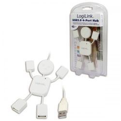 Hub USB 2.0 Logilink UA0071