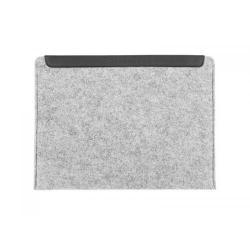 Husa Modecom Felt pentru laptop de 10-11inch, Grey