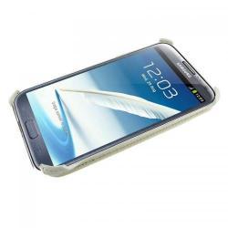 Husa protectie 4World 09131 pentru Galaxy Note 2, 5.5inch, White