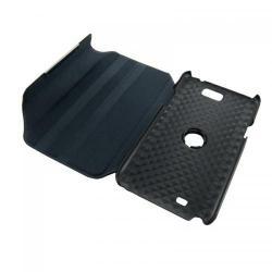 Husa Protectie 4World 09135 pentru Galaxy Note 2, Black