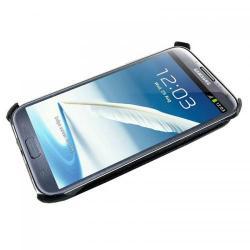 Husa protectie 4World pentru Galaxy Note 2, 5.5inch, Black
