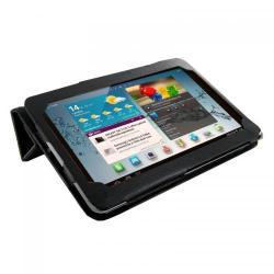 Husa/Stand 4World 09107 pentru Galaxy Tab 2, 7inch, Black