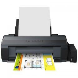 Imprimanta Inkjet Color Epson L1300, Black