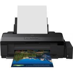 Imprimanta Inkjet Color Epson L1800, Black