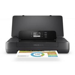 Imprimanta Portabila Inkjet Color HP Officejet 202, Black