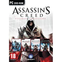Joc Assassins Creed Ultimate Collection pentru PC