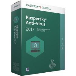 Kaspersky Anti-Virus European Edition, 2-Desktop / 1 year, Renewal License Pack