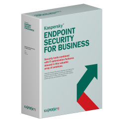 Kaspersky Endpoint Security for Business Select European Edition, 10-14 Node /1 year, Base License
