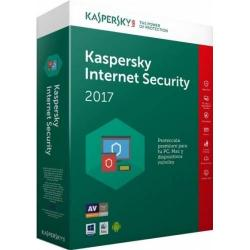 Kaspersky Internet Security Multi-Device European Edition, 1 Device / 1 year, Renewal License Pack