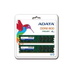 Kit Memorie A-Data 4GB DDR2-800Mhz, CL5