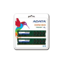 Kit Memorie A-Data 4GB DDR2-800Mhz, CL6
