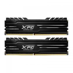 Kit Memorie ADATA XPG Gammix D10 Black, 32GB, DDR4-2666MHz, CL16, Dual Channel