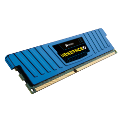 Kit Memorie Corsair Vengeance Blue LP 4GB DDR3-1600MHz Dual Channel, CL9