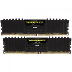 Kit Memorie Corsair Vengeance LPX Black 32GB DDR4-2400MHz, CL16