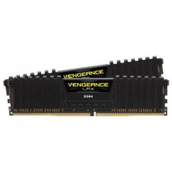 Kit Memorie Corsair Vengeance LPX Black 32GB, DDR4-2400MHz, CL16, Dual Channel