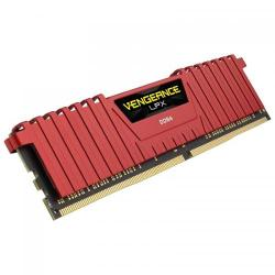 Kit Memorie Corsair Vengeance LPX Red 32GB DDR4-2666Mhz, CL16 Quad Channel