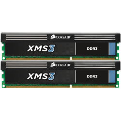 KIT Memorie CORSAIR XMS3 8 GB DDR3-1600 MHz Dual Channel