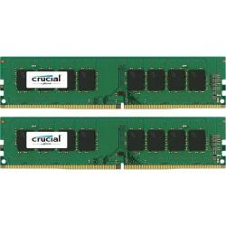 Kit Memorie Crucial 8GB DDR4-2133Mhz, CL15 Single Ranked UDIMM