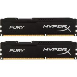 Kit Memorie Kingston HyperX Fury Black Series 8GB DDR3-1866Mhz, CL10