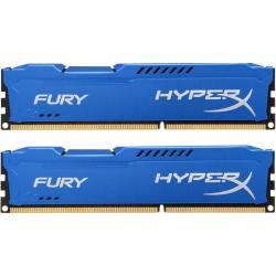 Kit Memorie Kingston HyperX Fury Series 8GB DDR3-1866Mhz, CL10