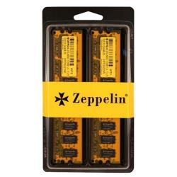 Kit Memorie Zeppelin 2GB DDR-400Mhz, CL3