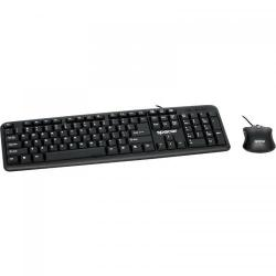 kit Tastatura si Mouse Spacer SPKB-5253, USB , Black
