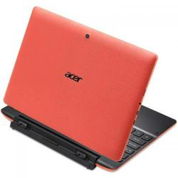 Laptop 2-in-1 Acer Switch 10, Intel Atom x5-Z8300 Quad Core, 10.1inch Touch, RAM 2GB, HDD 500GB + eMMC 64GB, Windows 10, Red