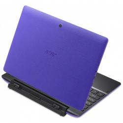 Laptop 2-in-1 Acer Switch 10, Intel Atom Z3735F Quad Core, 10.1inch Touch, RAM 2GB, eMMC 64GB, Windows 10, Purple