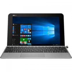 Laptop 2-in-1 Asus Transformer Mini T102HA-GR024T, Intel Atom x5-Z8350, 10.1inch Touch, RAM 2GB, eMMC 64GB, Intel HD Graphics 400, Windows 10, Grey