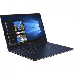 Laptop 2-in-1 ASUS ZenBook Flip S UX370UA-C4196T, Intel Core i5-8250U, 13.3inch Touch, RAM 8GB, SSD 256GB, Intel UHD Graphics 620, Windows 10, Royal Blue
