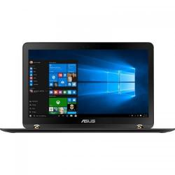 Laptop 2-in-1 Asus ZenBook Flip UX560UQ-FJ045R, Intel Core i7-7500U, 15.6inch, RAM 8GB, SSD 512GB, nVidida GeForce 940MX 2GB, Windows 10 Pro, Black