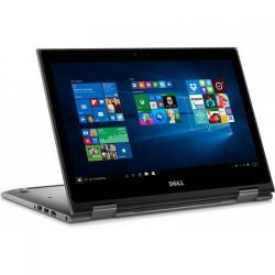 Laptop 2-in-1 Dell Inspiron 5368,  Intel Core i3-6100U, 13.3inch Touch, RAM 4GB, HDD 500GB, Intel HD Graphics 520, Windows 10, Grey