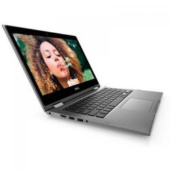 Laptop 2-in-1 Dell Inspiron 5378, Intel Core i5-7200U, 13.3inch Touch, RAM 8GB, SSD 256GB, Intel HD Graphics 620, Windows 10, Grey