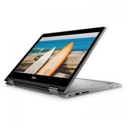 Laptop 2-in-1 Dell Inspiron 5378, Intel Core i5-7200U, 13.3inch Touch, RAM 8GB, SSD 256GB, Intel HD Graphics 620, Windows 10 Pro, Grey