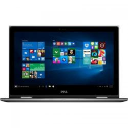 Laptop 2-in-1 Dell Inspiron 5578, Intel Core i5-7200U, 15.6inch Touch, RAM 8GB, SSD 256GB, Intel HD Graphics 620, Windows 10, Grey