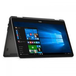 Laptop 2-in-1 DELL Inspiron 7779, Intel Core i7-7500U, 17.3inch Touch, RAM 16GB, SSD 512GB, nVidia GeForce 940MX 2GB, Windows 10, Grey-Silver