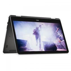 Laptop 2-in-1 DELL Inspiron 7779, Intel Core i7-7500U, 17.3inch Touch, RAM 16GB, SSD 512GB, nVidia GeForce 940MX 2GB, Windows 10, Silver-Grey