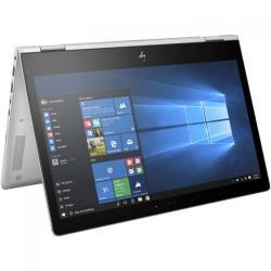 Laptop 2-in-1 HP EliteBook x360 1030 G2, Intel Core i5-7200U, 13.3inch Touch, RAM 8GB, SSD 256GB, Intel HD Graphics 620, Windows 10 Pro, Silver