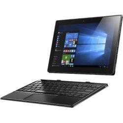 Laptop 2-in-1 Lenovo Ideapad Miix 310, Intel Atom x5-Z8350, 10.1inch Touch, RAM 4GB, eMMC 64GB, Intel HD Graphics 400, 4G, Windows 10 Pro, Silver