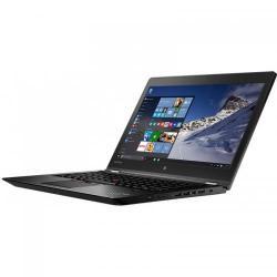 Laptop 2-in-1 Lenovo ThinkPad P40 Yoga, Intel Core i7-6500U, 14inch Touch, RAM 8GB, SSD 256GB, nVidia Quadro M500M 2GB, Windows 10 Pro, Black