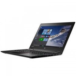 Laptop 2-in-1 Lenovo ThinkPad Yoga 260, Intel Core i7-6600U, 12.5inch Touch, RAM 16GB, SSD 512GB, Intel HD Graphics 520, Windows 10 Pro, Black