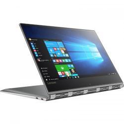 Laptop 2-in-1 Lenovo Yoga 910, Intel Core i5-7200U, 13.9inch Touch, RAM 8GB, SSD 512GB, Intel HD Graphics 620, Windows 10, Gunmetal