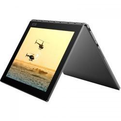 Laptop 2-in-1 Lenovo Yoga Book YB1-X90F, Intel Atom X5-Z8550, 10.1inch, RAM 4GB, eMMC 64GB, Intel HD Graphics 400, Android 6.0, Gunmetal