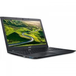 Laptop Acer Aspire E5-575G, Intel Core i3-6006U, 15.6inch, RAM 4GB, SSD 128GB, Intel HD Graphics 520, Linux, Black