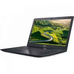 Laptop Acer Aspire E5-575G, Intel Core i5-7200U, 15.6inch, RAM 4GB, SSD 256GB, nVidia GeForce 940MX 2GB, Linux, Black