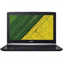 Laptop Acer Aspire Nitro VN7-593G, Intel Core i7-7700HQ, 15.6inch, RAM 16GB, HDD 1TB + SSD 256GB, nVidia GeForce GTX 1060 6GB, Linux, Obsidian Black